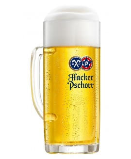 Hacker-Pschorr Donau Seidel Glass 0,5l (6pcs.)
