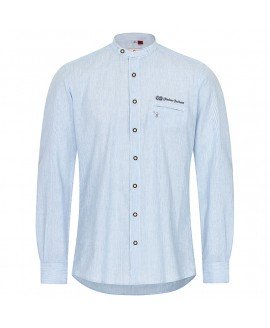 Hacker-Pschorr Traditional Shirt blue/white
