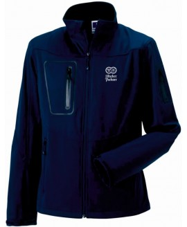 Hacker-Pschorr Softshell Jacket Men